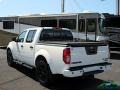 Nissan Frontier SV Crew Cab 4x4 Glacier White photo #3
