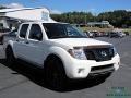 Nissan Frontier SV Crew Cab 4x4 Glacier White photo #7
