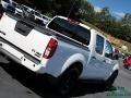 Nissan Frontier SV Crew Cab 4x4 Glacier White photo #28