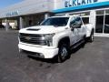 Chevrolet Silverado 3500HD High Country Crew Cab 4x4 Iridescent Pearl Tricoat photo #1