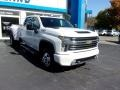 Chevrolet Silverado 3500HD High Country Crew Cab 4x4 Iridescent Pearl Tricoat photo #18