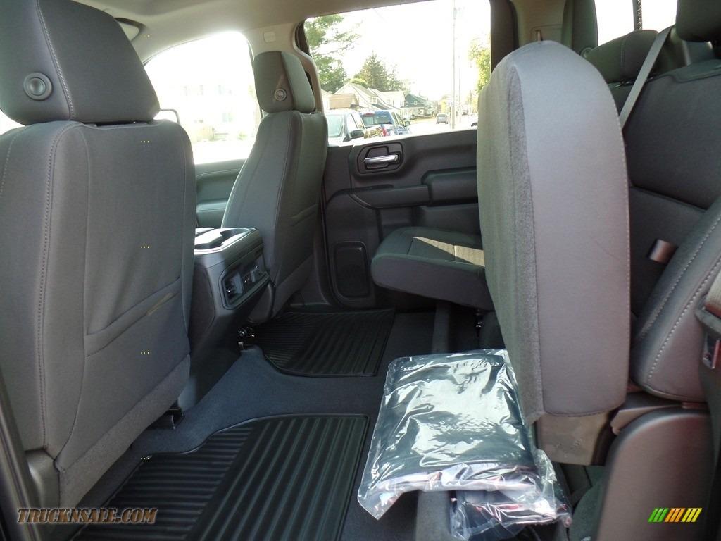 2020 Silverado 3500HD LT Crew Cab 4x4 - Black / Jet Black photo #45