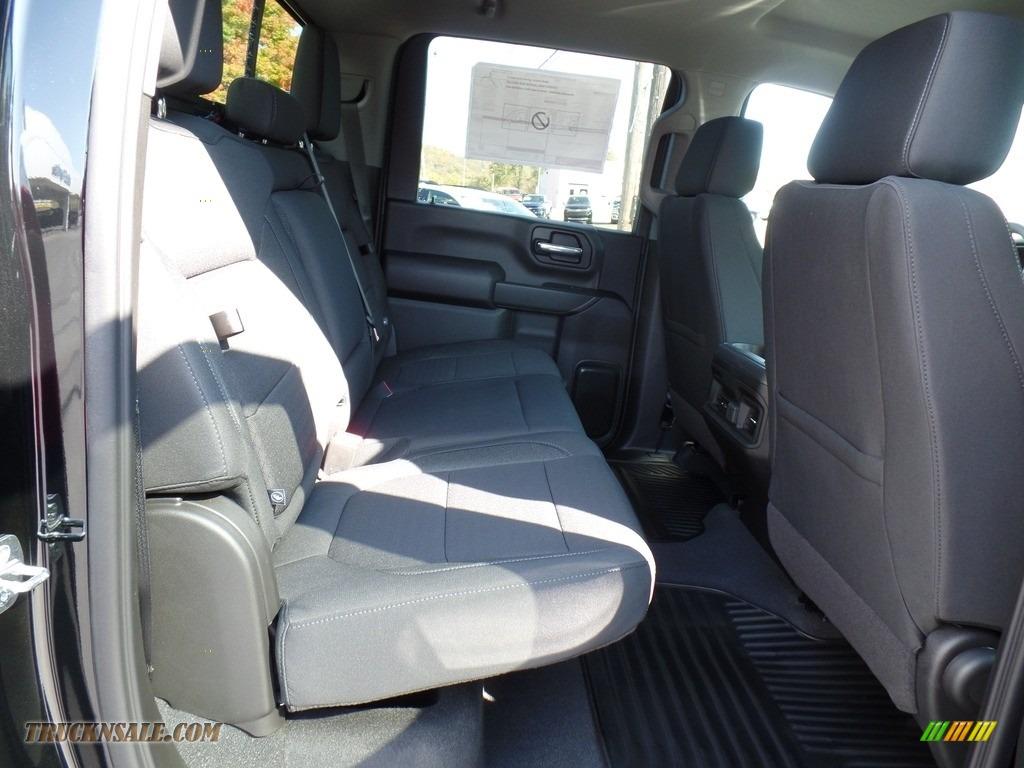 2020 Silverado 3500HD LT Crew Cab 4x4 - Black / Jet Black photo #47