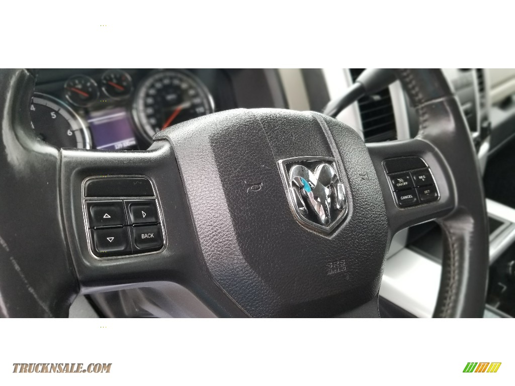 2012 Ram 2500 HD SLT Outdoorsman Crew Cab 4x4 - Deep Cherry Red Crystal Pearl / Dark Slate/Medium Graystone photo #13