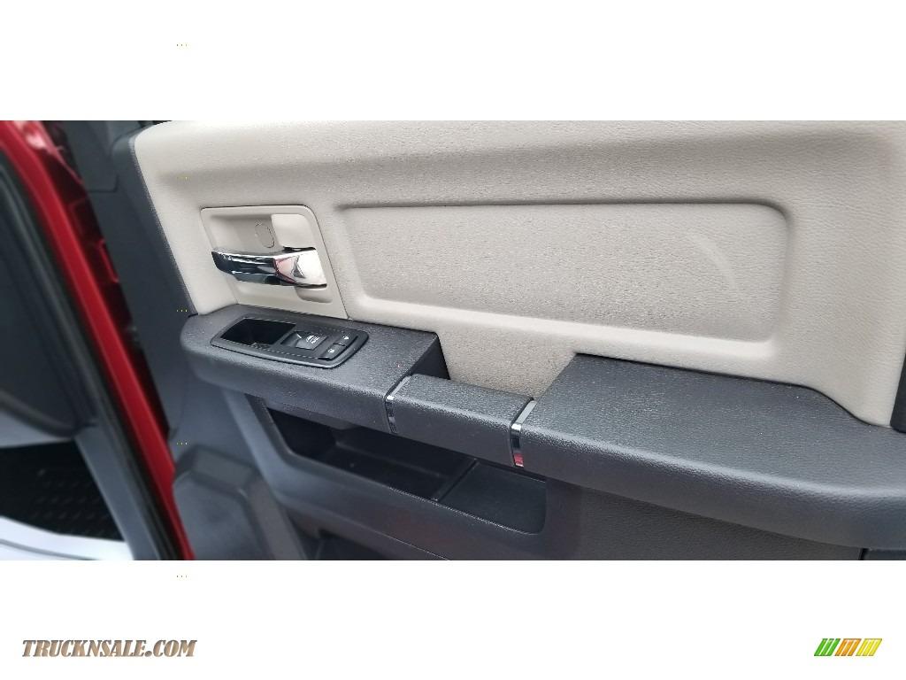 2012 Ram 2500 HD SLT Outdoorsman Crew Cab 4x4 - Deep Cherry Red Crystal Pearl / Dark Slate/Medium Graystone photo #18