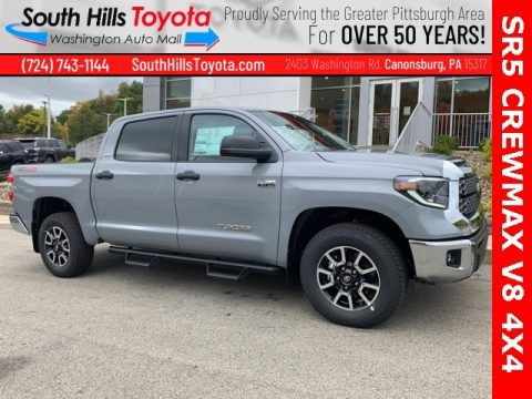 Cement 2021 Toyota Tundra TRD Off Road CrewMax 4x4