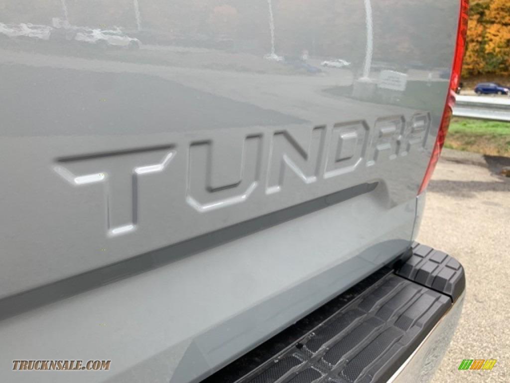 2021 Tundra TRD Off Road CrewMax 4x4 - Cement / Graphite photo #25
