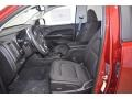 GMC Canyon Elevation Crew Cab 4WD Cayenne Red Tintcoat photo #6