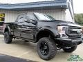 Ford F250 Super Duty Black Ops by Tuscany Crew Cab 4x4 Agate Black photo #7