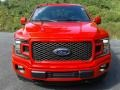 Ford F150 Lariat SuperCrew 4x4 Race Red photo #5