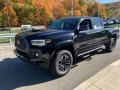 Toyota Tacoma TRD Sport Double Cab 4x4 Midnight Black Metallic photo #36