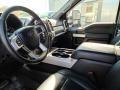 Ford F350 Super Duty Lariat Crew Cab 4x4 White Platinum photo #8