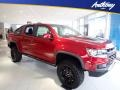 Chevrolet Colorado ZR2 Crew Cab 4x4 Cherry Red Tintcoat photo #1