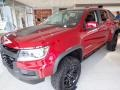 Chevrolet Colorado ZR2 Crew Cab 4x4 Cherry Red Tintcoat photo #10