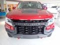 Chevrolet Colorado ZR2 Crew Cab 4x4 Cherry Red Tintcoat photo #11