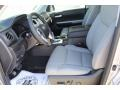 Toyota Tundra SR5 Double Cab 4x4 Silver Sky Metallic photo #10