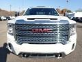 GMC Sierra 2500HD Denali Crew Cab 4WD White Frost Tricoat photo #2