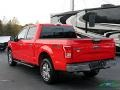 Ford F150 XLT SuperCrew 4x4 Race Red photo #3