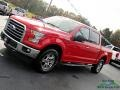 Ford F150 XLT SuperCrew 4x4 Race Red photo #27