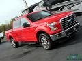 Ford F150 XLT SuperCrew 4x4 Race Red photo #28
