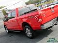 Ford F150 XLT SuperCrew 4x4 Race Red photo #30