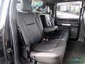 Ford F350 Super Duty Lariat Crew Cab 4x4 Agate Black photo #10
