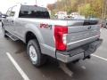 Ford F250 Super Duty XL Crew Cab 4x4 Iconic Silver photo #6
