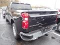 Chevrolet Silverado 1500 LT Double Cab 4x4 Black photo #4