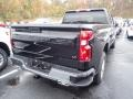 Chevrolet Silverado 1500 LT Double Cab 4x4 Black photo #6