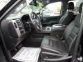 GMC Sierra 2500HD Denali Crew Cab 4WD Onyx Black photo #23