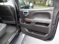 GMC Sierra 2500HD Denali Crew Cab 4WD Onyx Black photo #46