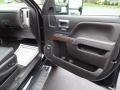 GMC Sierra 2500HD Denali Crew Cab 4WD Onyx Black photo #48