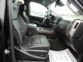 GMC Sierra 2500HD Denali Crew Cab 4WD Onyx Black photo #49