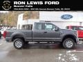 Ford F250 Super Duty XLT SuperCab 4x4 Magnetic photo #1
