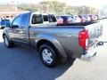 Nissan Frontier SE King Cab 4x4 Storm Gray photo #3