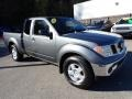 Nissan Frontier SE King Cab 4x4 Storm Gray photo #7