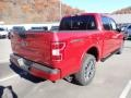 Ford F150 XLT SuperCrew 4x4 Rapid Red photo #2