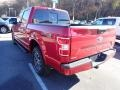 Ford F150 XLT SuperCrew 4x4 Rapid Red photo #6