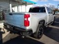 Chevrolet Silverado 2500HD Custom Crew Cab 4x4 Silver Ice Metallic photo #6