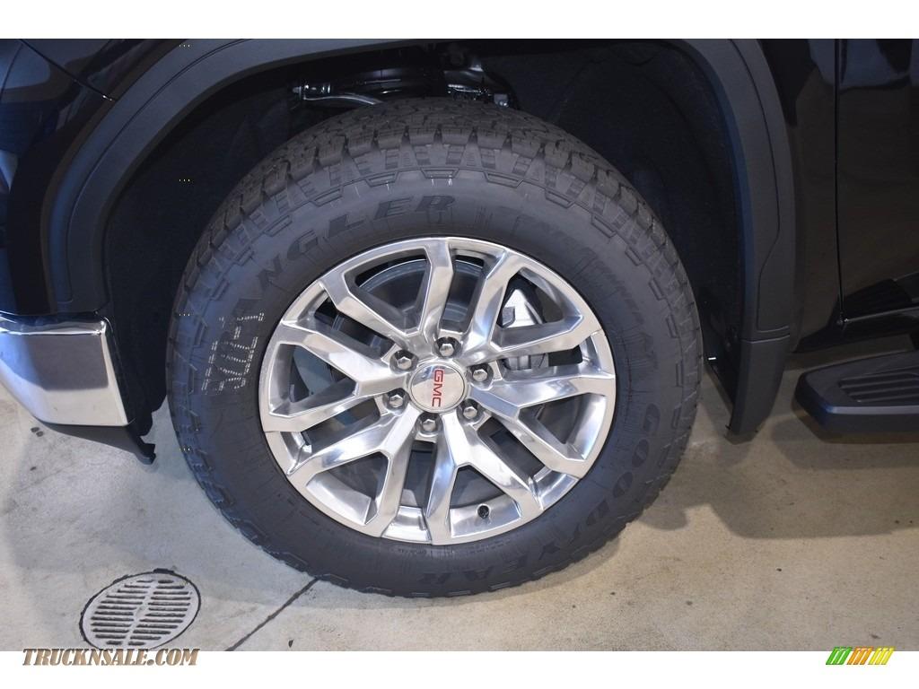 2021 Sierra 1500 SLT Crew Cab 4WD - Onyx Black / Jet Black photo #5