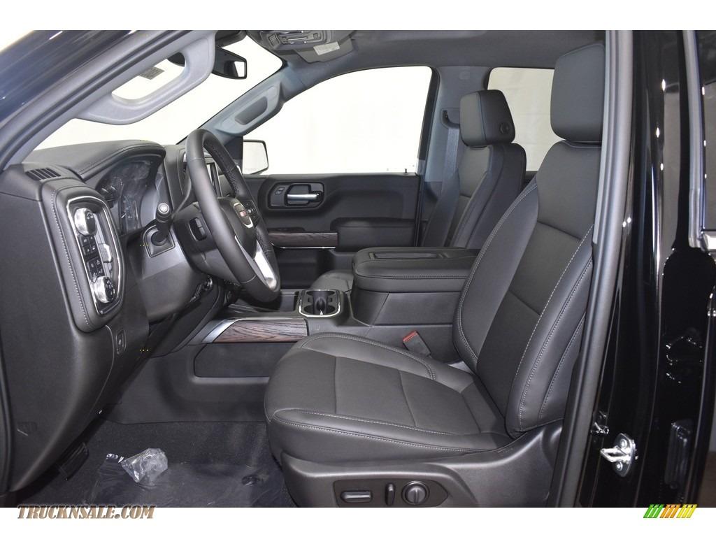 2021 Sierra 1500 SLT Crew Cab 4WD - Onyx Black / Jet Black photo #6