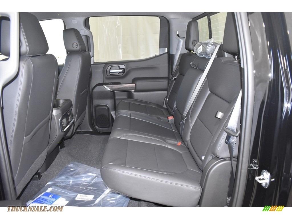 2021 Sierra 1500 SLT Crew Cab 4WD - Onyx Black / Jet Black photo #7