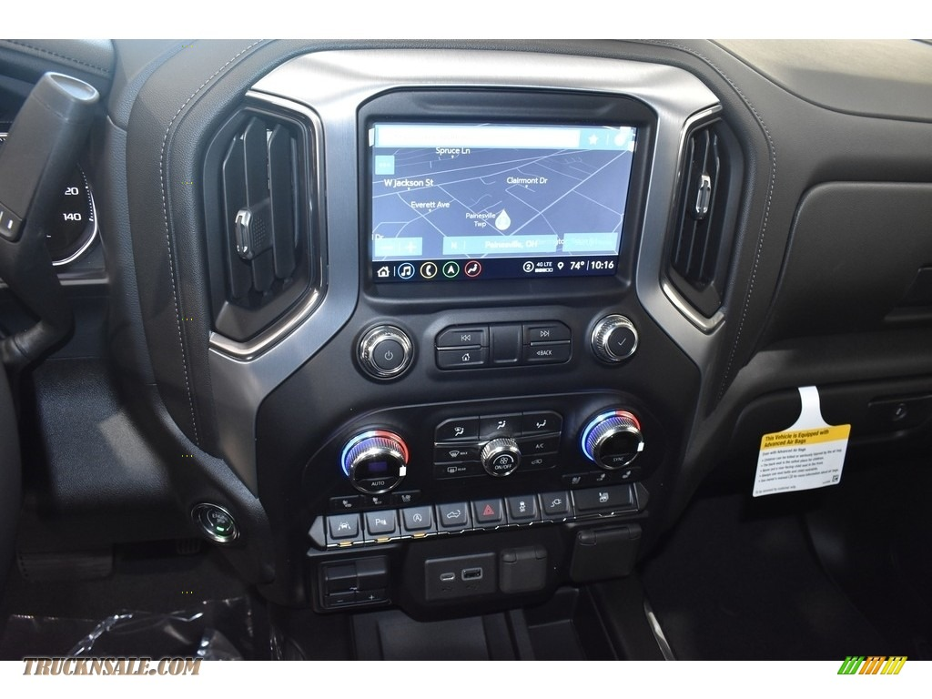 2021 Sierra 1500 SLT Crew Cab 4WD - Onyx Black / Jet Black photo #12