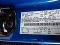 Ford F150 XLT SuperCrew 4x4 Velocity Blue photo #14