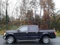 Ford F150 XLT SuperCrew 4x4 Agate Black photo #1