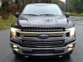 Ford F150 XLT SuperCrew 4x4 Agate Black photo #3
