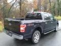 Ford F150 XLT SuperCrew 4x4 Agate Black photo #6