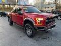 Ford F150 SVT Raptor SuperCrew 4x4 Rapid Red photo #4