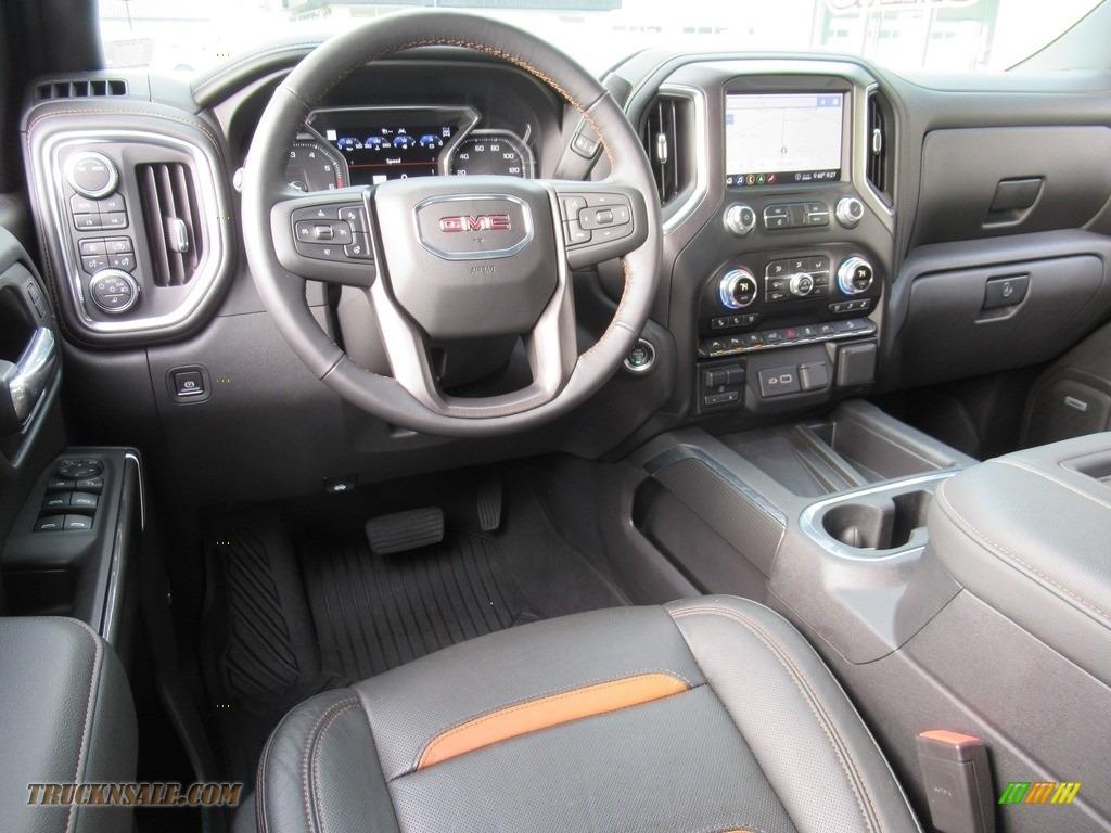 2020 Sierra 1500 AT4 Crew Cab 4WD - Onyx Black / Jet Black photo #15