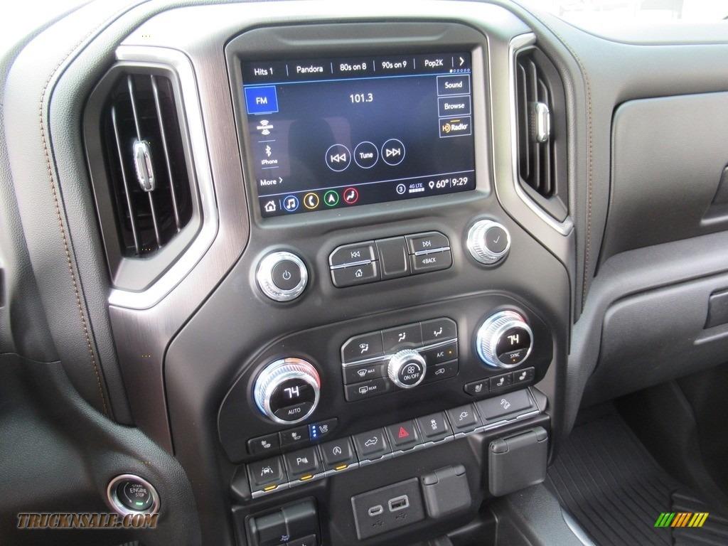 2020 Sierra 1500 AT4 Crew Cab 4WD - Onyx Black / Jet Black photo #18